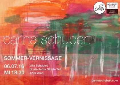 Vernissage Carina Schubert