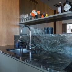Granit Küchenplatte-2
