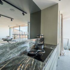 Küchenplatte Naturstein Granit
