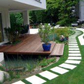 , Gartenwege aus Naturstein