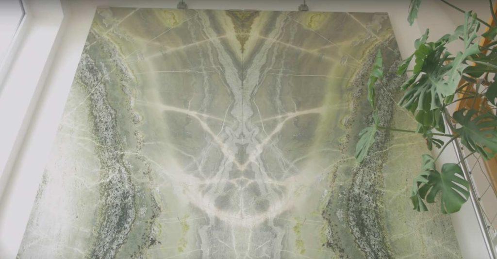 Marmor Naturstein innen