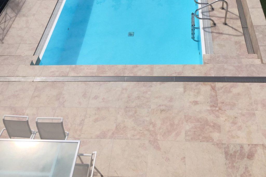 Levante Rosa sandgestrahlt