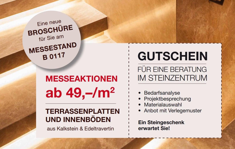 Messe Schubert Stone