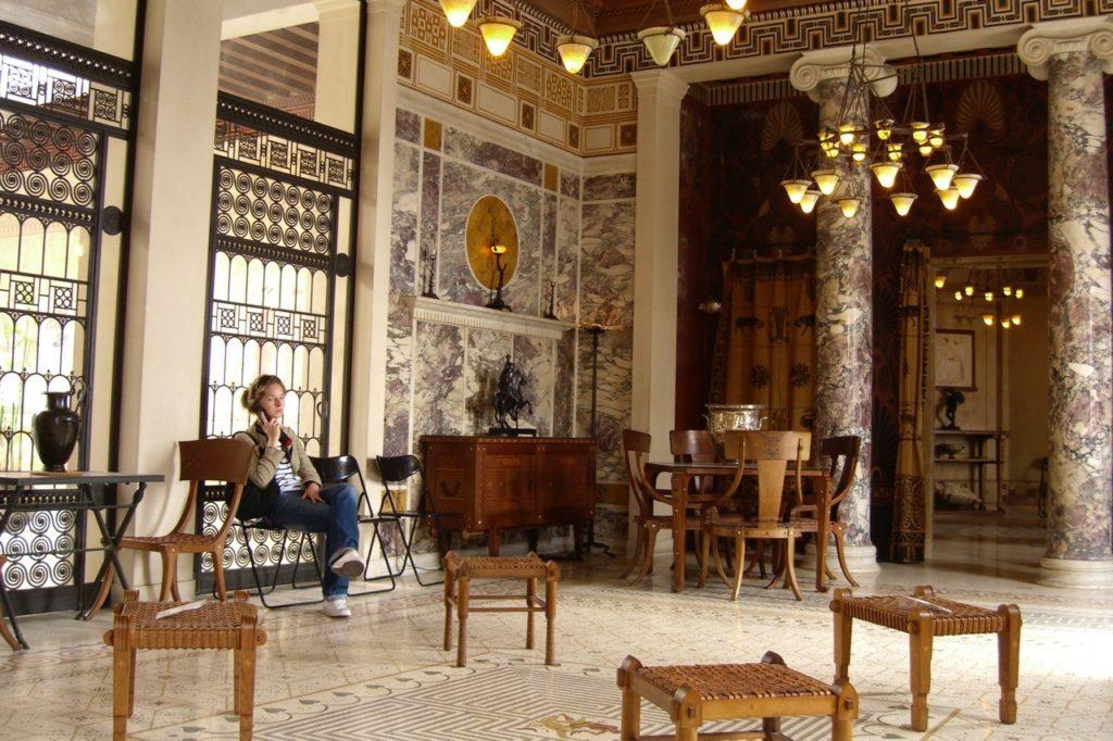 Thomas Schubert Villa Kerylos5