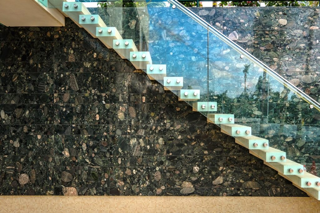 Fassade Granit nach Maß