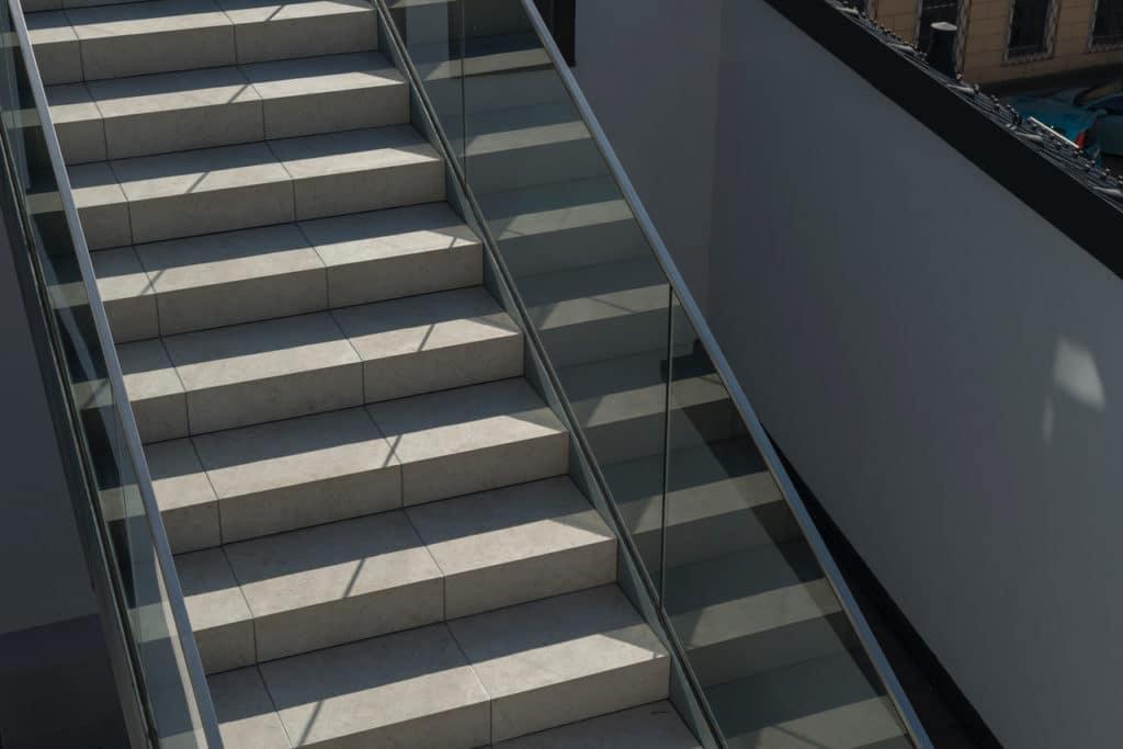 Dachterrasse mit 2cm Technostein – 20