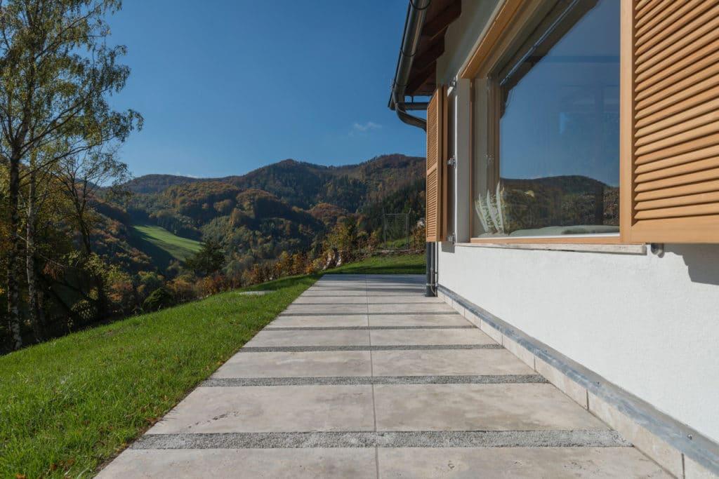 Landhaus mit Mandorla – 02