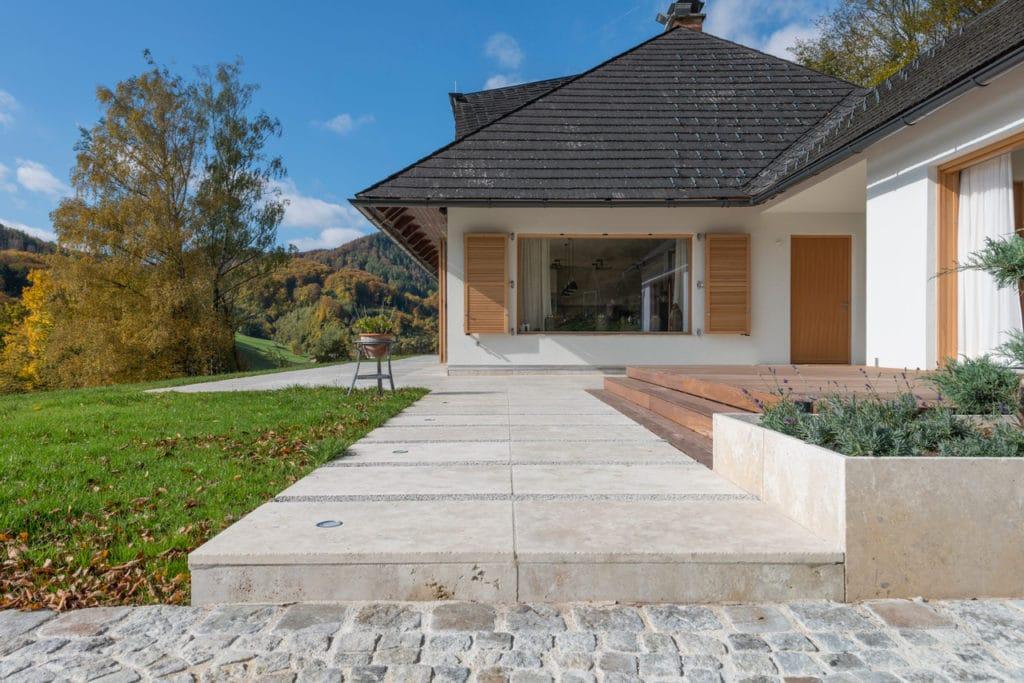 Landhaus mit Mandorla – 16