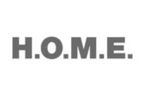 Logo der Zeitschrift HOME