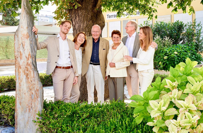 Familie Schubert im Steinzentrum Wien SCHUBERT STONE
