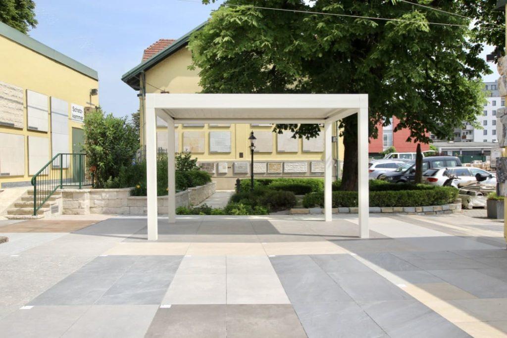 Feinsteinzeug-Technostein-Terrassen