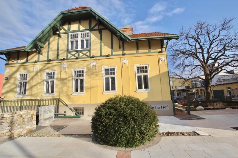 Naturstein Terrassenplatten Ausstellung Wien SCHUBERT STONE