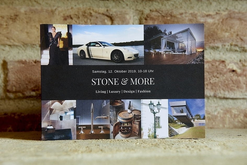 , STONE & MORE – Living | Luxury | Design | Fashion