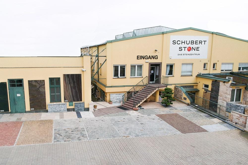 Naturstein Pflaster Ausstellung SCHUBERT STONE-2