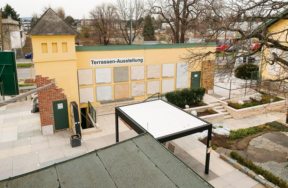 Naturstein Terrassen Ausstellung SCHUBERT STONE-08