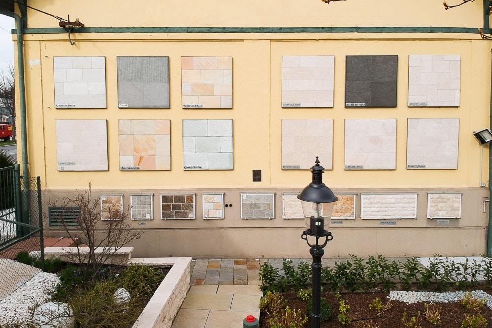 Naturstein Terrassen Ausstellung SCHUBERT STONE-09