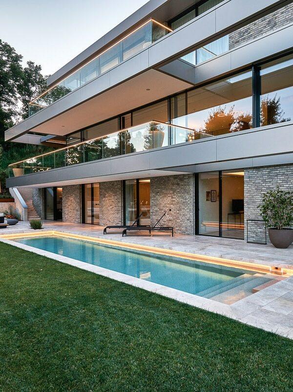Hollywood Villa in Wien mit Naturstein von SCHUBERT STONE-02