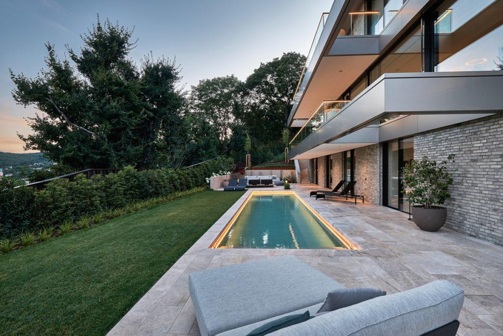 Hollywood Villa in Wien mit Naturstein von SCHUBERT STONE-04