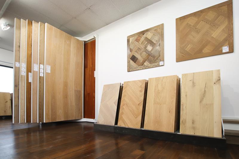 Parkett Ausstellung Wien